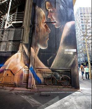 Mural Melbourne
